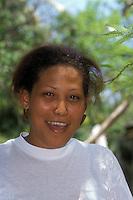 Woman, Santo Domingo, Dominican Republic
