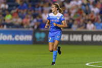 Bridgeview, IL - Wednesday August 16, 2017: Morgan Proffitt during a regular season National Women's Soccer League (NWSL) match between the Chicago Red Stars and the Seattle Reign FC at Toyota Park. The Seattle Reign FC won 2-1.