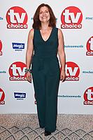 Rebecca Front<br /> at the TV Choice Awards 2018, Dorchester Hotel, London<br /> <br /> ©Ash Knotek  D3428  10/09/2018