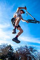 Skateboard park in Masterton, New Zealand on Thursday, 30 July 2020. Photo: Dave Lintott / lintottphoto.co.nz