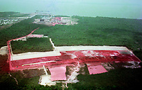 Depósito de rejeitos da Alunorte 1997