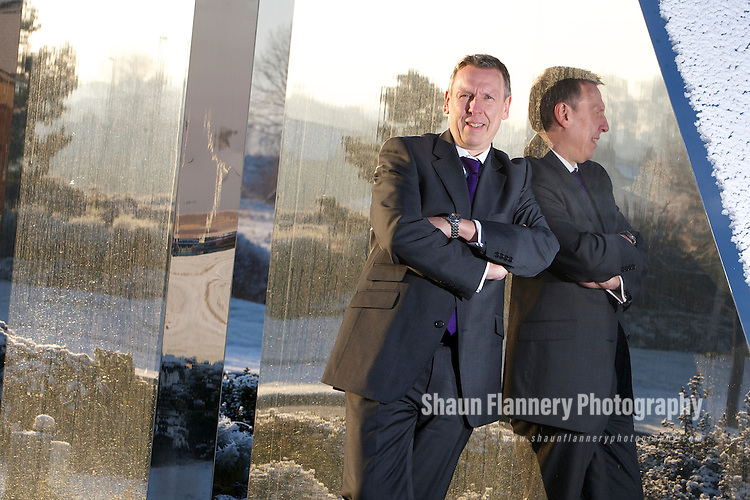 Pix: Shaun Flannery/shaunflanneryphotography.com...COPYRIGHT PICTURE>>SHAUN FLANNERY>01302-570814>>07778315553>>..21st December 2010..........Steve Birch, Managing Director at Miller Homes Yorkshire.