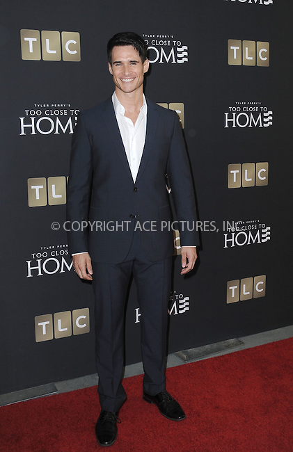 www.acepixs.com<br /> <br /> August 16 2016, New York City<br /> <br /> Nick Ballard arriving at a screening of 'Too Close To Home' at The Paley Center for Media on August 16, 2016 in Beverly Hills, California.<br /> <br /> By Line: Peter West/ACE Pictures<br /> <br /> <br /> ACE Pictures Inc<br /> Tel: 6467670430<br /> Email: info@acepixs.com<br /> www.acepixs.com