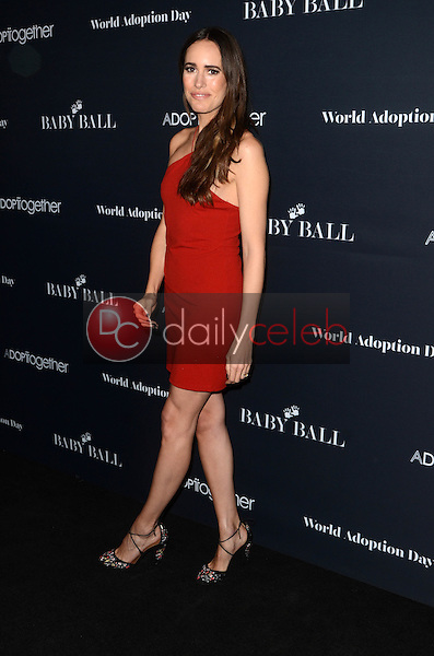 Louise Roe<br /> at the Annual Baby Ball in honor of World Adoption Day, NeueHouse, Hollywood, CA 11-11-16<br /> David Edwards/DailyCeleb.com 818-249-4998