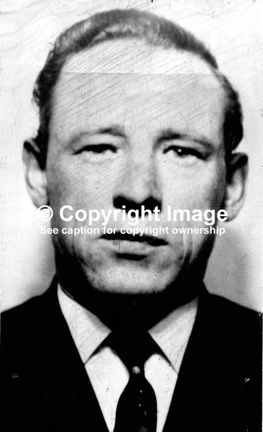 Gerard McKinney, Londonderry, N Ireland - shot dead on Bloody Sunday, 30th January 1972. 197201300069GMK..Copyright Image from Victor Patterson, 54 Dorchester Park, Belfast, UK, BT9 6RJ..Tel: +44 28 9066 1296.Mob: +44 7802 353836.Voicemail +44 20 8816 7153.Skype: victorpattersonbelfast.Email: victorpatterson@me.com.Email: victorpatterson@ireland.com (back-up)..IMPORTANT: If you wish to use this image or any other of my images please go to www.victorpatterson.com and click on the Terms & Conditions. Then contact me by email or phone with the reference number(s) of the image(s) concerned.