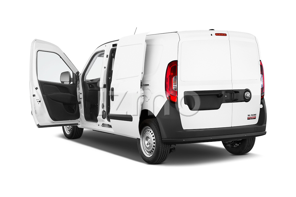 Car images close up view of a 2015 Ram Promaster City Trademans 4 Door Cargo Van doors