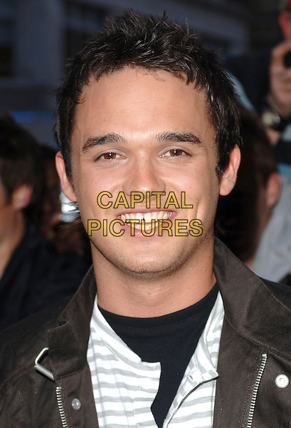 GARETH GATES.attending the LK High Street Fashion Awards, Cafe de Paris, London, England, 14th May 2007..portrait headshot.CAP/BEL.©Tom Belcher/Capital Pictures.