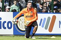 Brunico (Bolzano) 15-07-2017 Football Calcio 2017/2018 Friendly match Inter - Norimberga foto Daniele Buffa/Image Sport/Insidefoto<br /> <br /> : Samir Handanovic