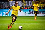 11.05.2019, Signal Iduna Park, Dortmund, GER, 1.FBL, Borussia Dortmund vs Fortuna Düsseldorf, DFL REGULATIONS PROHIBIT ANY USE OF PHOTOGRAPHS AS IMAGE SEQUENCES AND/OR QUASI-VIDEO<br /> <br /> im Bild | picture shows:<br /> Einzelaktion Thomas Delaney (Borussia Dortmund #6), <br /> <br /> Foto © nordphoto / Rauch