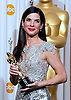 "SANDRA BULLOCK.at the 82nd Annual Academy Awards at the Kodak Theatre in Hollywood, CA, on Sunday, March 7, 2010..Mandatory Photo Credit: Newspix International..**ALL FEES PAYABLE TO: ""NEWSPIX INTERNATIONAL""**..PHOTO CREDIT MANDATORY!!: NEWSPIX INTERNATIONAL(Failure to credit will incur a surcharge of 100% of reproduction fees)..IMMEDIATE CONFIRMATION OF USAGE REQUIRED:.Newspix International, 31 Chinnery Hill, Bishop's Stortford, ENGLAND CM23 3PS.Tel:+441279 324672  ; Fax: +441279656877.Mobile:  0777568 1153.e-mail: info@newspixinternational.co.uk"