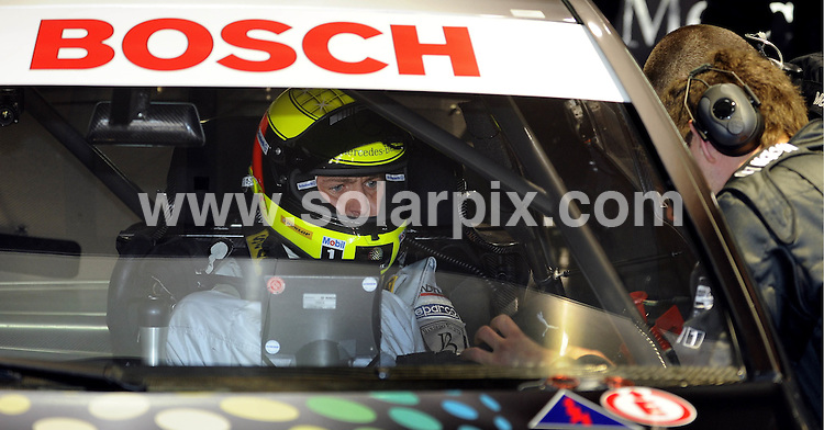 **ALL ROUND PICTURES FROM SOLARPIX.COM**.**SYNDICATION RIGHTS FOR UK AND SPAIN ONLY**.The German former Formula One driver Ralf Schumacher participates for the first season at the DTM  Hockenheim  in the town of Baden in Wuerttemberg Germany..JOB REF:6135-CPR/Torsten Silz     DATE:12_04_08.**MUST CREDIT SOLARPIX.COM OR DOUBLE FEE WILL BE CHARGED* *UNDER NO CIRCUMSTANCES IS THIS IMAGE TO BE REPRODUCED FOR ANY ONLINE EDITION WITHOUT PRIOR PERMISSION*