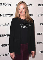 "HOLLYWOOD- DECEMBER 13:  Freeform Executive Vice President of Programming and Development Karey Burke at the premiere of ""Grown-ish"" at Lure on December 13, 2017 in Hollywood, California. (Photo by Scott Kirkland/PictureGroup)"