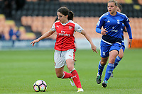Danielle van de Donk of Arsenal Ladies during Arsenal Ladies vs Birmingham City Ladies, FA Women's Super League FA WSL1 Football at the Hive Stadium on 20th May 2017