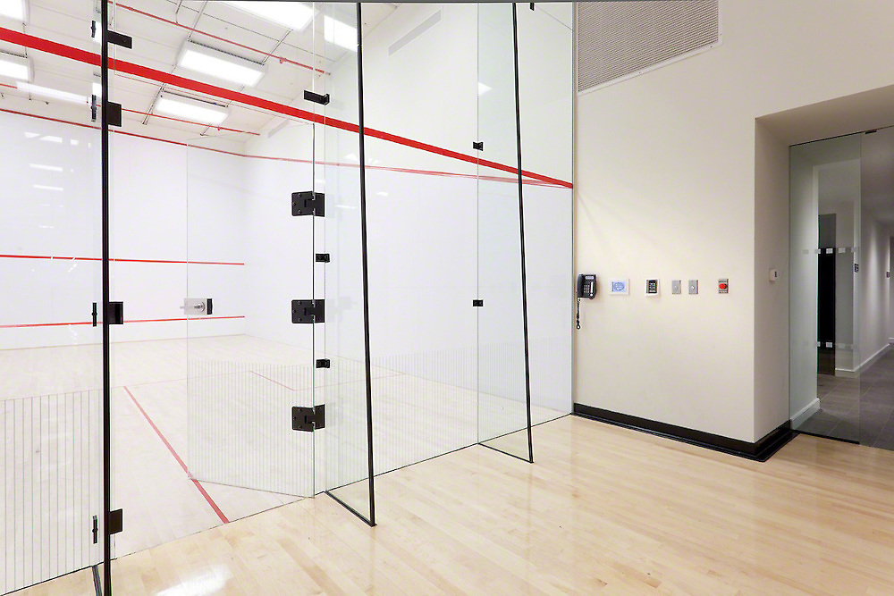 Racket Ball Sports Room
