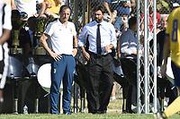 Villar Perosa (To) 17-08-2017 friendly Match Juventus A - Juventus B / foto Daniele Buffa/Image Sport/Insidefoto<br /> nella foto: Massimiliano Allegri-Andrea Agnelli