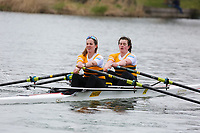 Crew: 342  CHR-BIRD  Christchurch Rowing Club  W 2x<br /> <br /> Abingdon Spring Head 2019<br /> <br /> To purchase this photo, or to see pricing information for Prints and Downloads, click the blue 'Add to Cart' button at the top-right of the page.