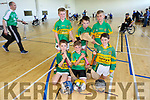 GAA Inter Provincial Wheelchair Hurling League held at John Mitchells GAA complex on Saturday. Pictured front l-r Rory McCarthy, Aaron O;Connell, Christopher Brophy Back l-r Matthew Flaherty, Luke Mullen and Aidan Hannon from Lixnaw GAA