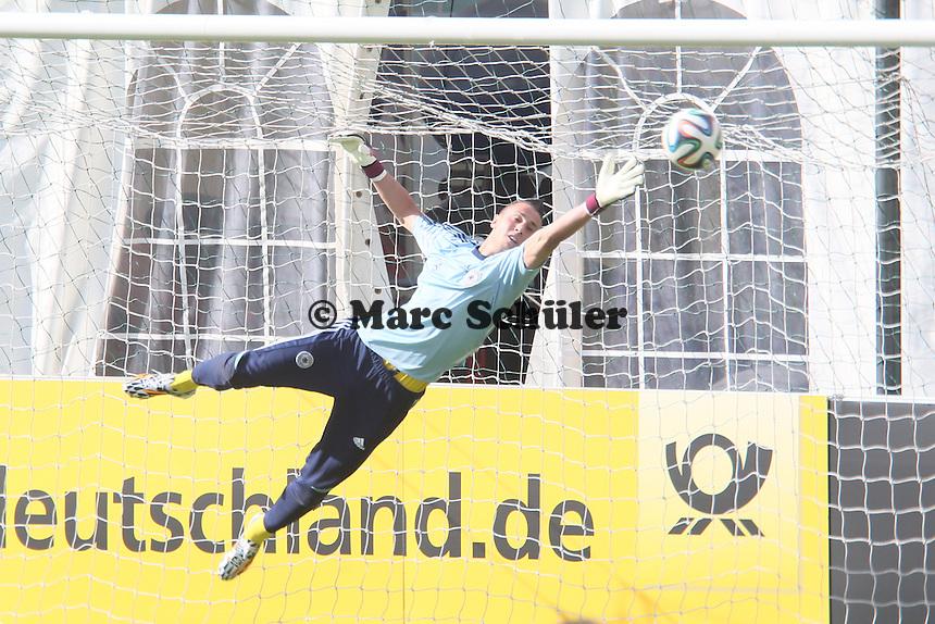 Odisseas Vlachomidos (U20) - Testspiel der Deutschen Nationalmannschaft gegen die U20 zur WM-Vorbereitung in St. Martin