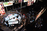 MIAMI, FL - FEBRUARY 17: General view overhead during the Live World-Class Pro MMA Fight Time 35 at James L. Knight Center on February 17, 2017 in Miami, Florida. ( Photo by Johnny Louis / jlnphotography.com )