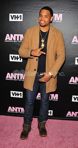 New York, NY: December 8: Tristan Wilds   attends the VH1 America's Next Top Model premiere party at Vandal on December 8, 2016 in New York City.@John Palmer / Media Punch