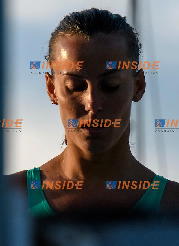 Tania Cagnotto <br /> 3m Sincro Trampolino <br /> Roma 20-06-2016 Stadio del Nuoto Foro Italico Tuffi Campionati Italiani <br /> Foto Andrea Staccioli Insidefoto