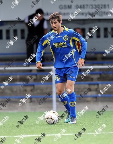 2011-07-27 / Voetbal / seizoen 2011-2012 / SC Merksem / Sacha Verveckken..Foto: mpics