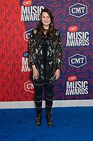 05 June 2019 - Nashville, Tennessee - Hilary Williams. 2019 CMT Music Awards held at Bridgestone Arena. <br /> CAP/ADM/DMF<br /> ©DMF/ADM/Capital Pictures