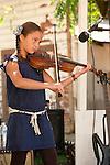 Old Time Fiddler's jam, Fiddletown, Calif.