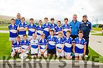 Ardfert Team  who won the Tralee Parnells Invitational Tournament Plate 2015.  at the Parnells hurling blitz in John Mitchells GAA on Saturday