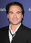 "Johnny Galecki at The 18th Annual"" A Night at Sardi's"" Fundraiser & Awards Dinner held at The Beverly Hilton Hotel in The Beverly Hills, California on March 18,2010                                                                   Copyright 2010  DVS / RockinExposures"