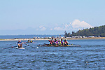 Port Townsend, Rat Island Regatta, rowers, Riverside, racing, Sound Rowers, Rat Island Rowing Club, Puget Sound, Olympic Peninsula, Washington State, water sports, rowing, kayaking, competition,