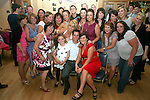 Padraig Rath with all the girls at his Birthday in the Thatch...Photo NEWSFILE/Jenny Matthews.(Photo credit should read Jenny Matthews/NEWSFILE)....This Picture has been sent you under the condtions enclosed by:.Newsfile Ltd..The Studio,.Millmount Abbey,.Drogheda,.Co Meath..Ireland..Tel: +353(0)41-9871240.Fax: +353(0)41-9871260.GSM: +353(0)86-2500958.email: pictures@newsfile.ie.www.newsfile.ie.FTP: 193.120.102.198.