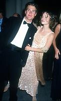 Chris O'Donnell, Gabrielle Anwar 1993, Photo By Michael Ferguson/PHOTOlink