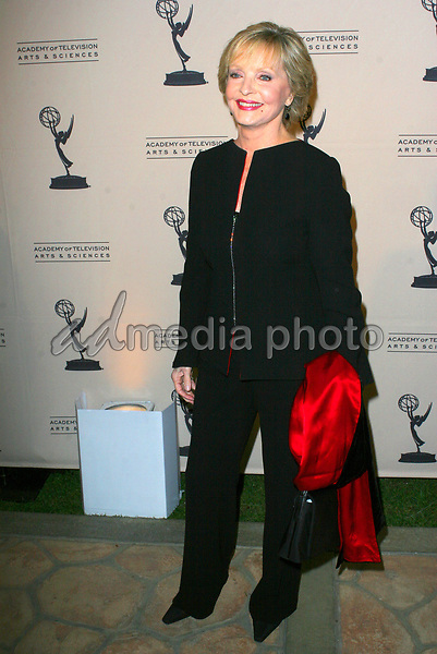 Florence Henderson   arrives  at the The Academy of Television Arts Sciences Hall Fame Ceremony