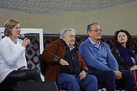 CURITIBA, PR, 27.07.2016 - PEPE-MUJICA - O senador e ex-presidente do Uruguai, Pepe Mujica, durante o o seminário democracia na América Latina em Curitiba (PR) na manhã desta quarta-feira (27) no ginásio de esporte do circulo militar do Paraná. (Foto: Paulo Lisboa/Brazil Photo Press)