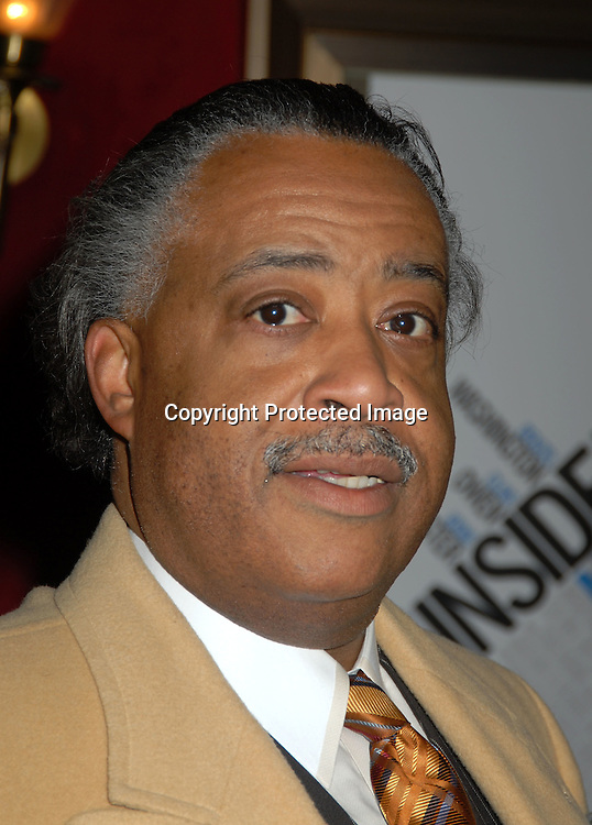 "Reverend Al Sharpton..at The World Premiere of ""Inside Man"" directed by Spike Lee on March 20, 2006 at The Ziegfeld Theatre. ..Robin Platzer, Twin Images"