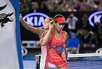 ANA IVANOVIC (SRB)<br /> <br /> TENNIS - GRAND SLAM ITF / ATP  / WTA - Australian Open -  Melbourne Park - Melbourne - Victoria - Australia  - 23 January 2016<br /> <br /> &copy; AMN IMAGES