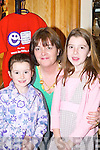 Clodagh, Colette and Sonia ODonoghue Caherdaniel.enjoying the Fashion show in the Killarney outlet shopping.centre last Thursday.