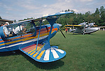 Fly-in at Bowman Fields, Livermore Falls, Maine, USA