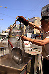 Israel, preparation for Passover in Bnei Brak
