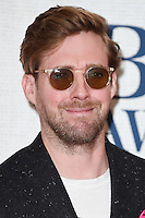 Ricky Wilson arrives for the BRIT Awards 2015 at the O2 Arena, London. 25/02/2015 Picture by: Steve Vas / Featureflash