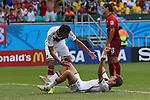 Thomas Muller (GER), <br /> JUNE 16, 2014 - Football /Soccer : <br /> 2014 FIFA World Cup Brazil <br /> Group Match -Group G- <br /> between  Germany 4-0 Portugal <br /> at Arena Fonte Nova, Salvador, Brazil. <br /> (Photo by YUTAKA/AFLO SPORT)