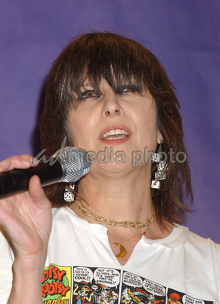 14 March 2005 - New York, New York - Chrissie Hynde of The Pretenders, Inductee . 2005 Rock and Roll Hall of Fame Induction Ceremony held at the Waldorf Astoria. Photo Credit: Laura Farr/AdMedia