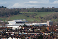 A general view of Ashton Gate prior to the Sky Bet Championship match between Bristol City and Reading at Ashton Gate, Bristol, England on 26 December 2017. Photo by Paul Paxford.