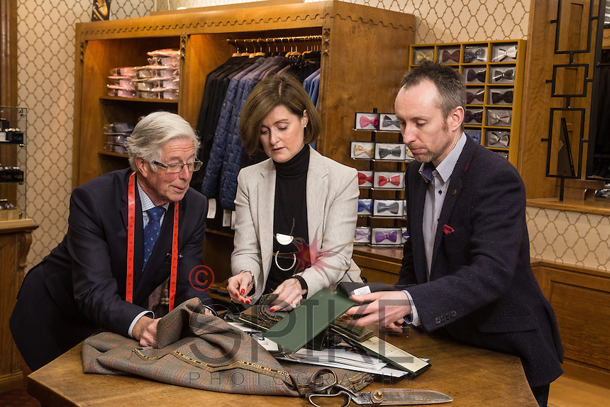 Jane Parkinson, Director of Waddington Menswear