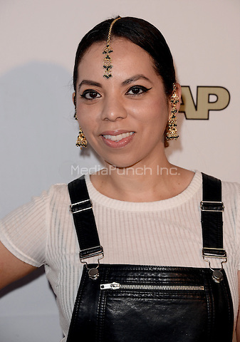 LOS ANGELES, CA - FEBRUARY 7: Crystal Revell arrives at ASCAP Presents the 2015 Grammy Nominees Brunch at the SLS Hotel on February 7, 2015 in Los Angeles, California. DSPG/Mediapunch