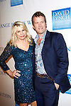 LOS ANGELES, CA - DEC 3: Dr Lois Lee; Thomas Jane at the 3rd Annual 'Change Begins Within' Benefit Celebration presented by The David Lynch Foundation held at LACMA on December 3, 2011 in Los Angeles, California