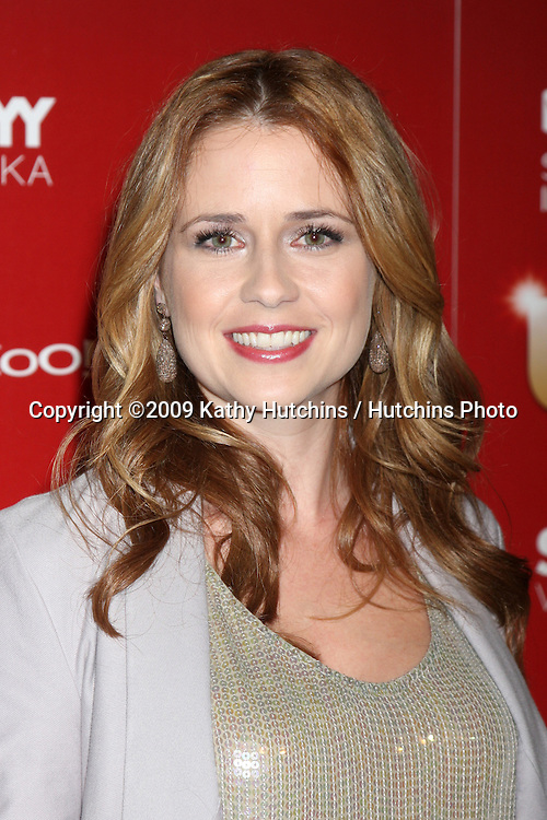 Jenna Fisher.arriving at the 2009 US Weekly Hot Hollywood Party.Voyeur.West Hiollywood,  CA.November 18, 2009.©2009 Kathy Hutchins / Hutchins Photo. Jenna Fischer