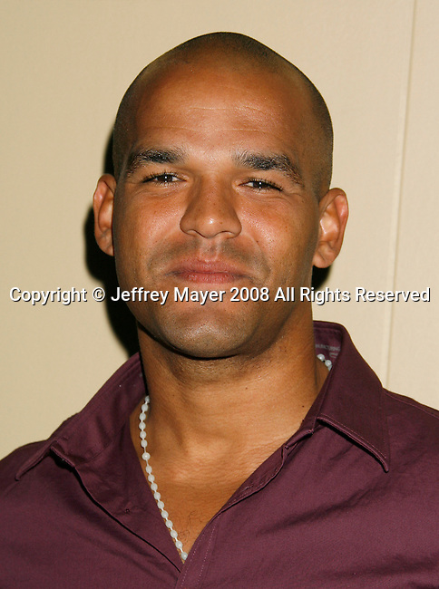 "HOLLYWOOD, CA. - October 07: Actor Amaury Nolasco arrives at the Padres Contra El Cancer's 8th Annual ""El Sueno De Esperanza"" Benefit Gala at the Hollywood & Highland Center on October 7, 2008 in Hollywood, California."