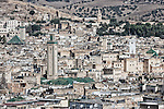 Medina (old town) of Fès in Morocco, that is UNESCO World Heritage.